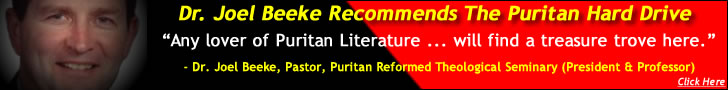 Dr Joel Beeke Recommends the Puritan Hard Drive