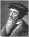 Reformed Minister John Calvin